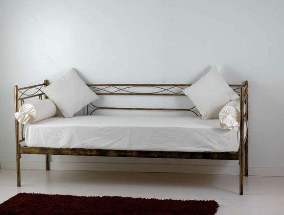 Divano letto penelope vendita on line di letti in ferro battuto