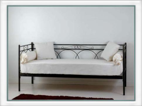 Divano letto tosca vendita on line di letti in ferro - Divano letto smontabile ...